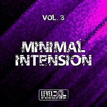 Minimal Intension, Vol. 3