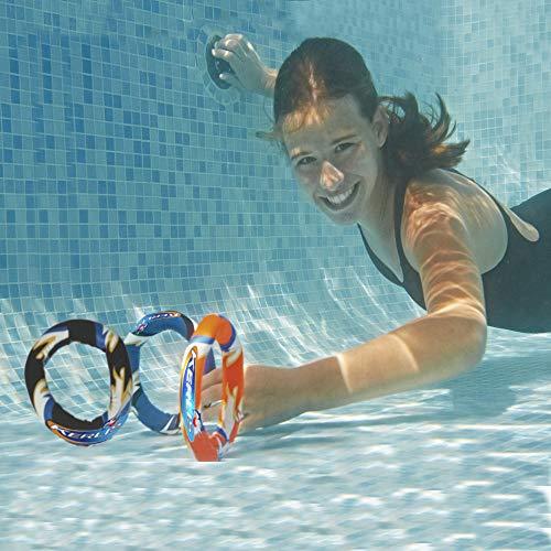 Kerlys Lot de 3 anneaux KERLIS pour la plongée