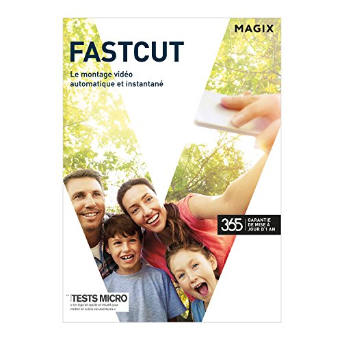 MAGIX Fastcut 2 - Automatischer Videoschnitt in Sekunden [Download]