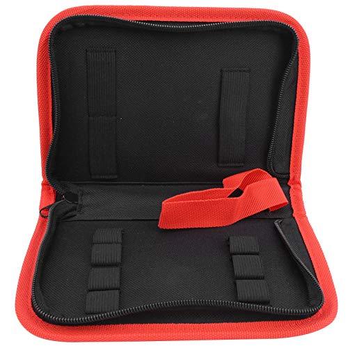 Wosune RC-Werkzeugtasche, RC-Werkzeugkasten, RC-Reparaturwerkzeug-Aufbewahrungstasche für ferngesteuertes Auto