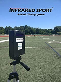 Infrared Sport - Wireless and gateless Sprint Timer, Lap and Agility Timer, and More