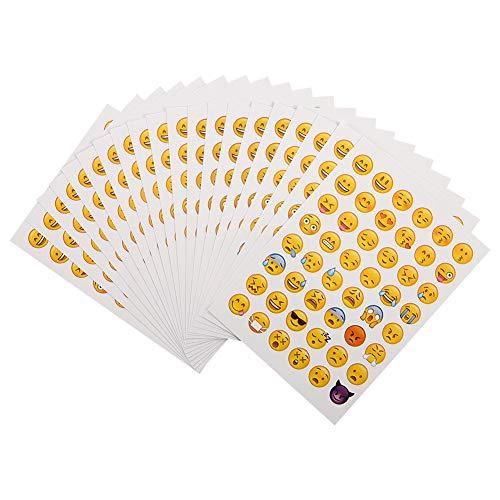 Lalang 12pcs Tampons /à encre auto-encrage les enseignants cadeaux timbres jouets stickers enfants Animal Tampon Encreur