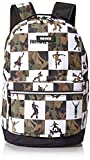FORTNITE Kids' Big Multiplier Backpack, black/Green, One Size