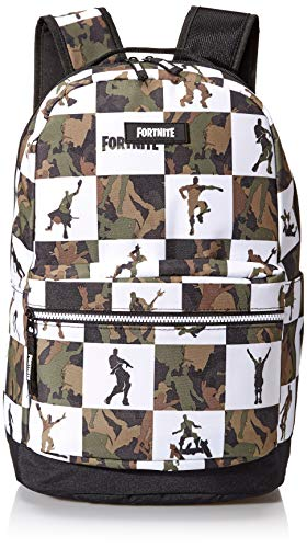 FORTNITE Kids' Big Multiplier Backpack, black/Green, One Size