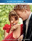 About Time (Blu-ray + DVD + Digital HD UltraViolet) by Universal