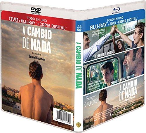 A Cambio De Nada (Dvd/Bd/Dc) [Blu-ray]