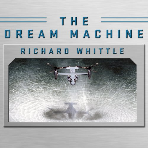 The Dream Machine audiobook cover art