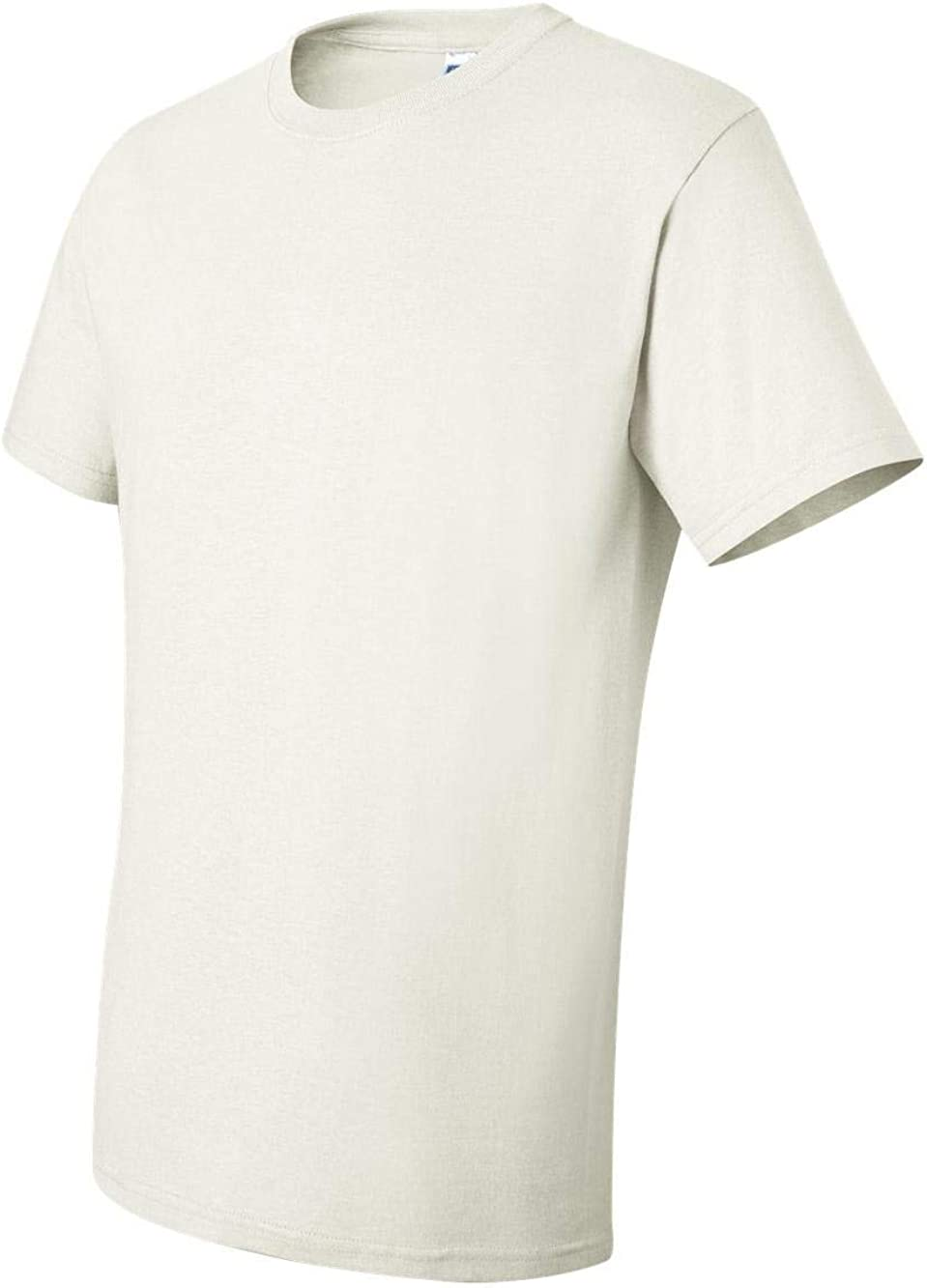 Jerzees Men's Adult Short-Sleeve T-Shirt 3 Pack