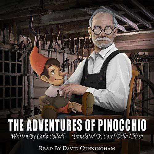 The Adventures of Pinocchio Titelbild