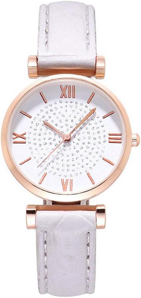 Muranba WatchesWomen's Fine Belt Challenge the lowest price of Japan Quartz Year-end annual account Gol Rose Roman Watch