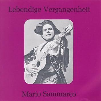 Lebendige Vergangenheit - Mario Sammarco
