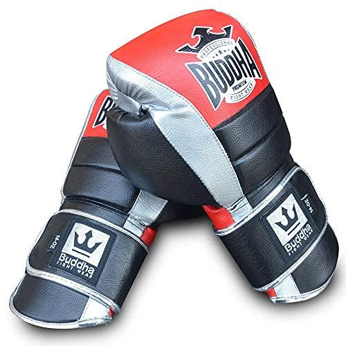Guanti da boxe Muay Thai Kick Boxing Buddha Advance