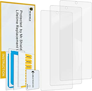 [3-PACK]-Mr.Shield for Samsung Galaxy Note 20 Anti-Glare [Matte] Screen Protector with Lifetime Replacement