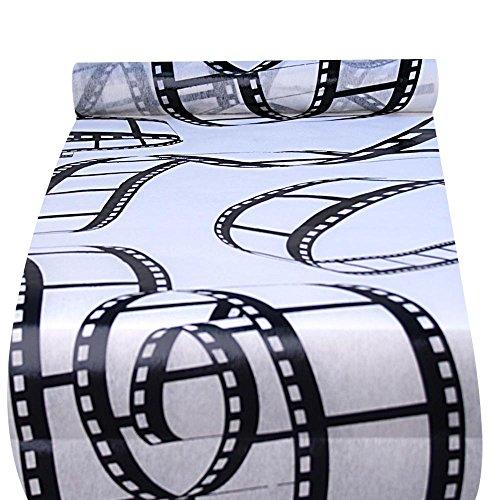 NEU Tischläufer Cinema, 30cm x 5m, 1 Stück