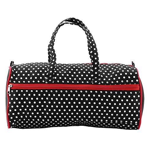 Zouminy Gebreide opbergtas, draagbaar gebreide tas, garen, opslag handtas, grote capaciteit, boodschappentas voor breigereedschap accessoires