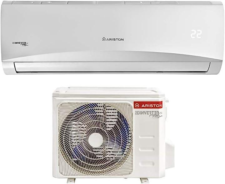 Climatizzatore ariston monosplit wi-fi ready [classe di efficienza energetica a++] 3381274