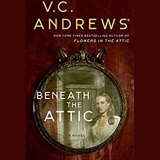Beneath the Attic audiobook cover art