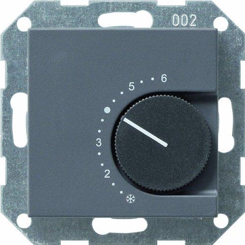 Gira 039128 RTR 24 V Öffner System 55, anthrazit