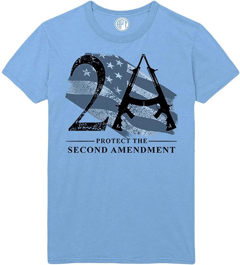 Protect The 2nd Amendment Printed T-Shirt
