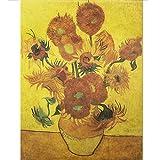chungeng Robust 47x36cm Van Gogh Malerei Kraftpapier Plakat