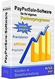 Partnerprogramm-Software PayPerSale -
