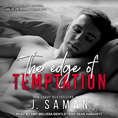 The Edge of Temptation  By  cover art