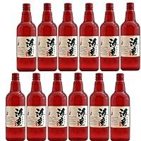 本格芋焼酎 海童 祝の赤 25度720ml瓶 1ケース(12本)