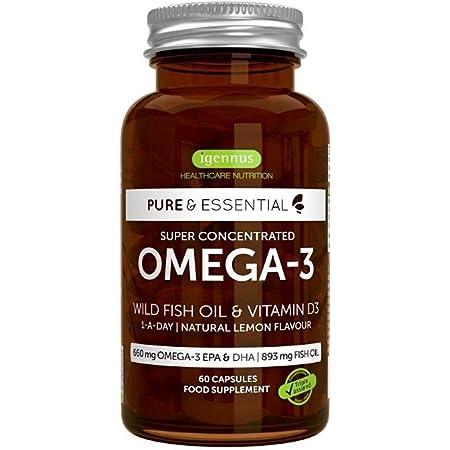 varicoză și omega 3)