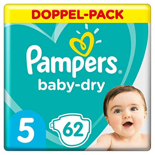 Pampers Baby Dry Gr.5 Junior 11-16kg Doppelpack