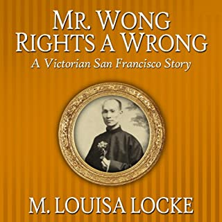 Mr. Wong Rights a Wrong audiobook cover art