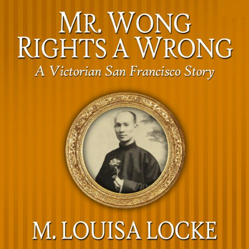 Mr. Wong Rights a Wrong cover art
