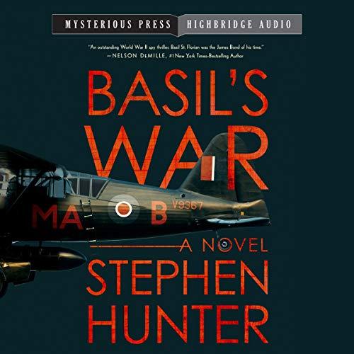 Basil's War Audiobook By Stephen Hunter cover art