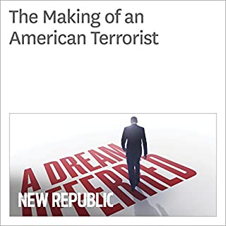 Couverture de The Making of an American Terrorist