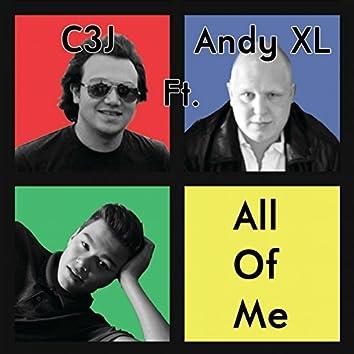 All of Me (feat. DJAndyXL) [Radio Edit]