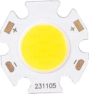 Othmro 1 Piece DC 15-17V 300mA 5W COB LED Strip COB Chip Led Lamp Light Warm White 3000K