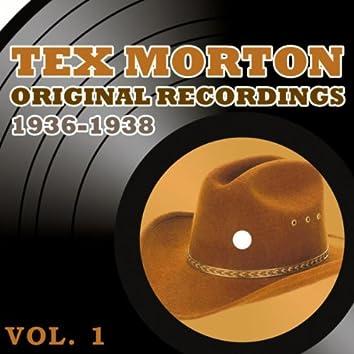 Tex Morton Original Recordings Vol 1 1936-1938