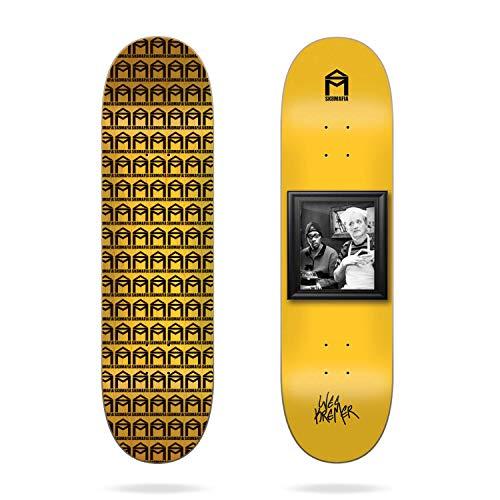 Sk8mafia WES Kremer Wall Bangers 8.25'x32' Deck Skateboard, Adulti Unisex, Multicolore (Multicolore)