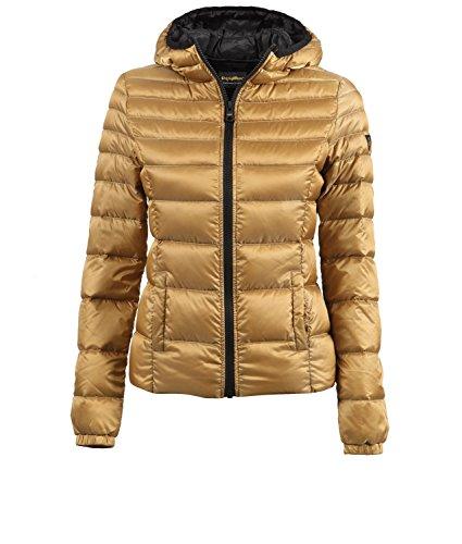 RefrigiWear Mead Giacca Sportiva, Oro, Medium(Taglia Produttore:SM) Donna