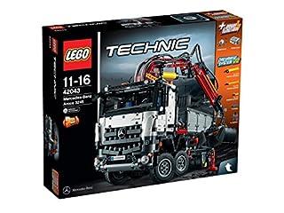 LEGO Technic 42043 - Mercedes-Benz Arocs 3245, Auto-Spielzeug (B00SDTS2CS)   Amazon price tracker / tracking, Amazon price history charts, Amazon price watches, Amazon price drop alerts