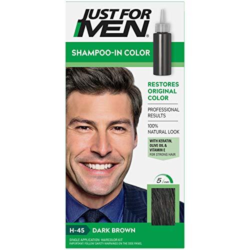 Just For Men Original Formula Men's Hair Color,...