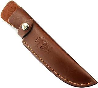 Aibote - Funda para cuchillos de hoja fija con cinturón