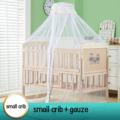 Buy Bargain Dzhyy Crib Multi-Function Game Bed Newborn Bed Can Be Stitched Children's Bed,Package 2,...