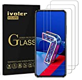 ivoler 3 Pack Screen Protector for Asus Zenfone 7 ZS670KS /