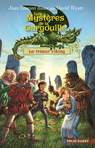 Les Mystères de la Gargouille, 2:Le trésor viking