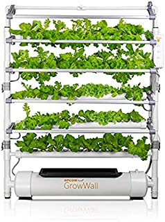 OPCOM Farm GrowWall (High Capacity, Hydroponics, Indoor Garden & Farm, Greenhouse,Growing herb, Vegetable, Flower, Fruit)