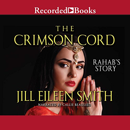 The Crimson Cord audiobook cover art