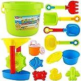 F Fityle 12x Bunt Wasserspielzeug Badespielzeug Badewannenspielzeug - Wasserrad