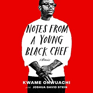Notes from a Young Black Chef audiobook cover art