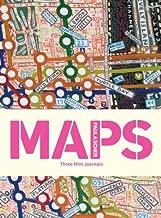By Paula Scher Paula Scher MAPS 3 Mini Journals (Jou) [Diary]