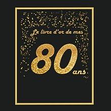 Idée Cadeau Mamie 80 Ans.Amazon Fr Cadeau Homme 80 Ans Livres